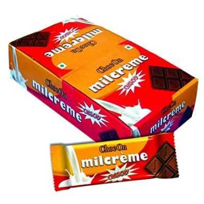 ChocOn Milcreme Cruncy Bar
