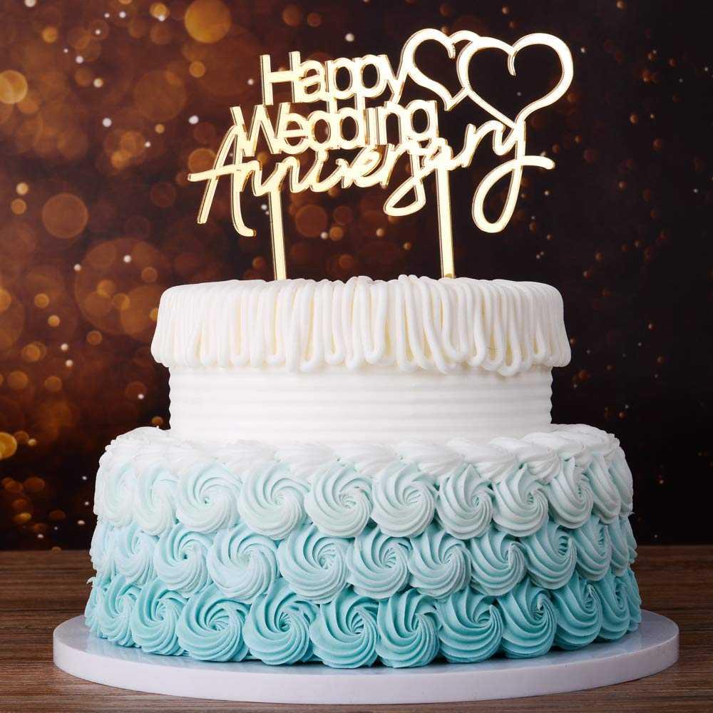 Happy Anniversary Cake