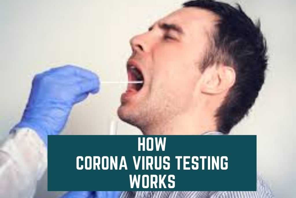 How Corona Virus Testing Works