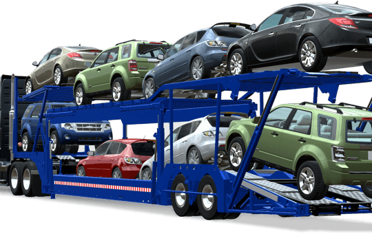 Ship your car now