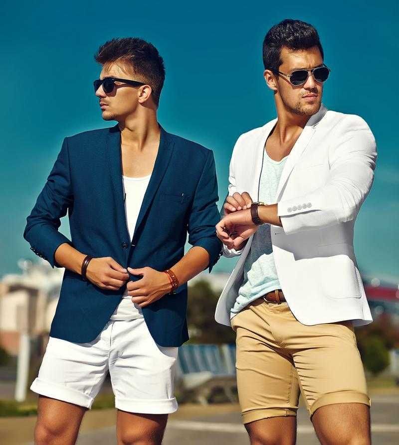 how to rock your shorts