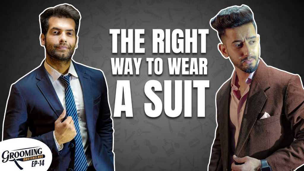 must have suits for men