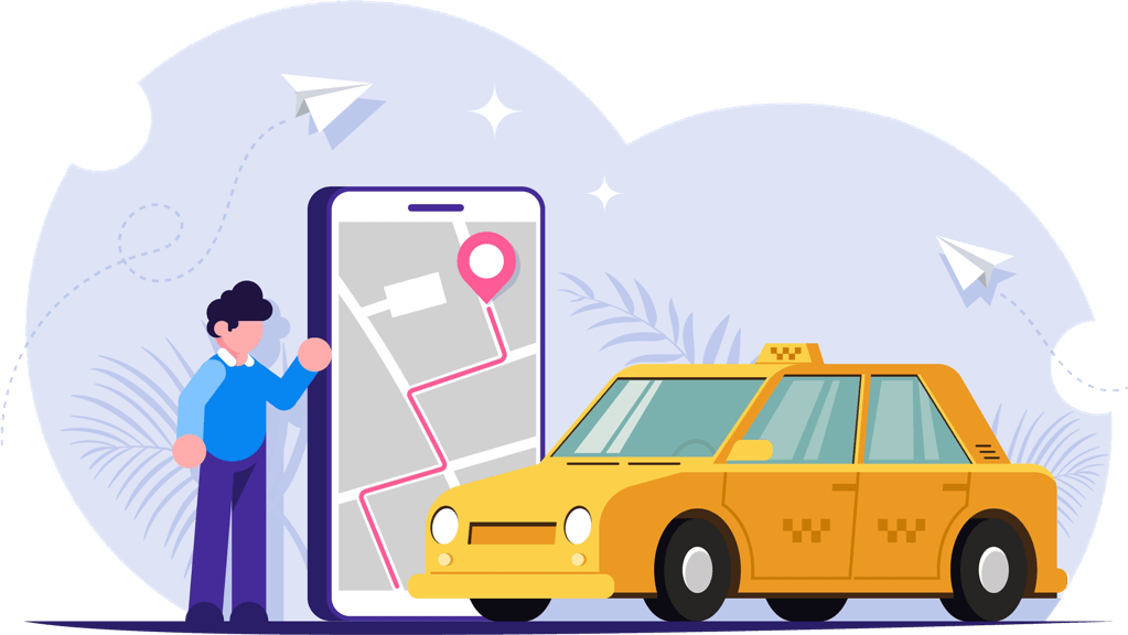 yaxi taxi clone app